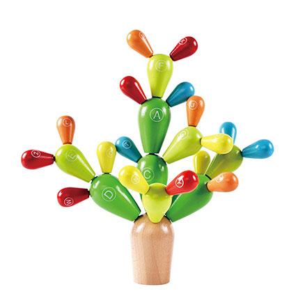 Alphabet Cactus: