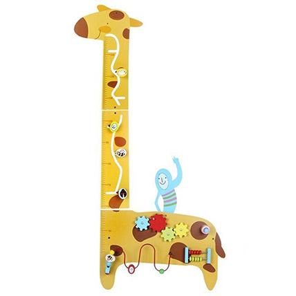 Giraffe Wall Game: Educational Games