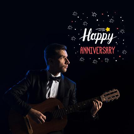 Happy Anniversary Romantic Tunes: Digital Gifts