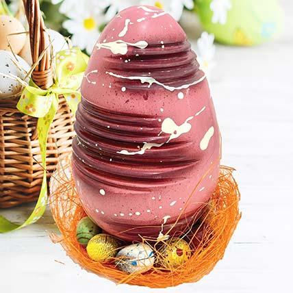 Egg On The Nest Chocolates: Easter Chocolates
