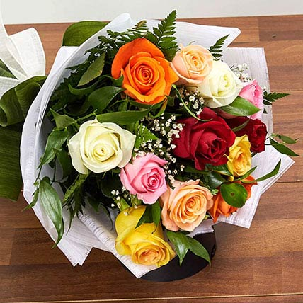Mix Presentation Bunch: Father's Day Flowers