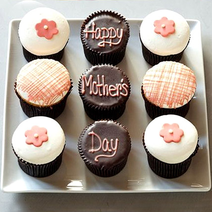Happy Mothers Day Cupcakes: Mothers Day Cake