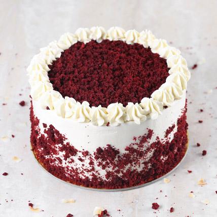 Creamy Red Velvet Cake: Cakes Delivery in Ras Al Khaimah