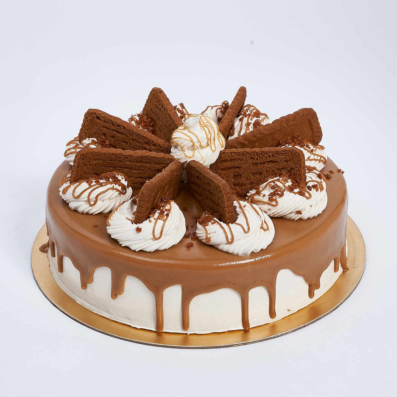 Heavenly Lotus Biscoff Cake: Cakes Delivery in Sharjah