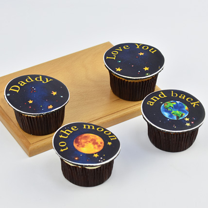 Love You Daddy Caupcakes: Happy Fathers Day Cakes