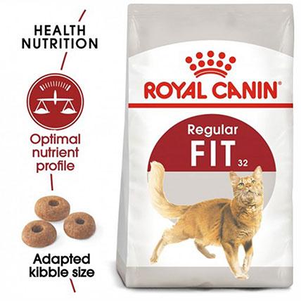 Feline Health Nutrition Fit 32 4 Kg: Pet Care