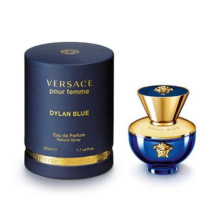Versace Pour Femme Dylan Blue EDP For Women 50ml:  Perfumes for Women