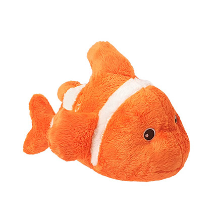 Super Cute Clown Fish With Dubai Embroidery: Soft Toys