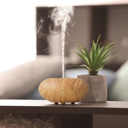 Compact Wooden Texture Diffuser: Buy Home Fragrances