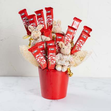 Wishing You Times filled with Joy: Birthday Chocolates