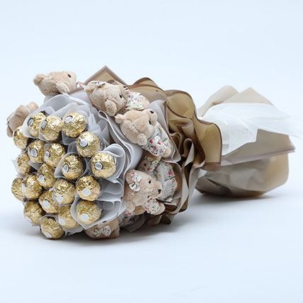 Adorable Expressions Bouquet: Mothers Day Gifts