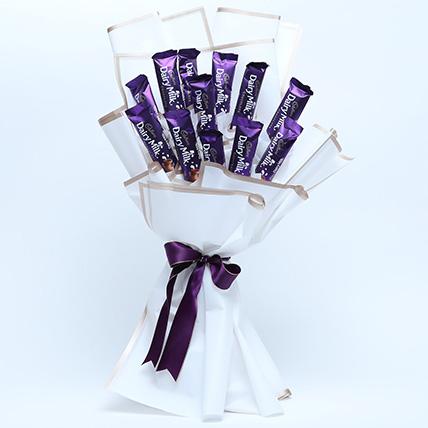 Cadbury Chocolate Bouquet: Best Chocolate in Dubai
