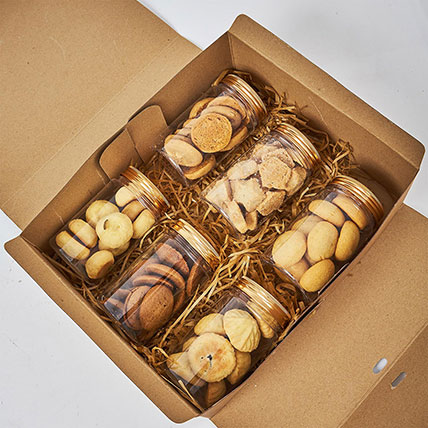 Cookies Delight Box: Cookies in Dubai