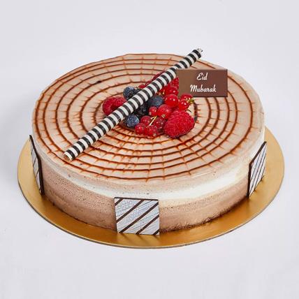 Triple Chocolate Cake For Eid: Eid Gift Ideas