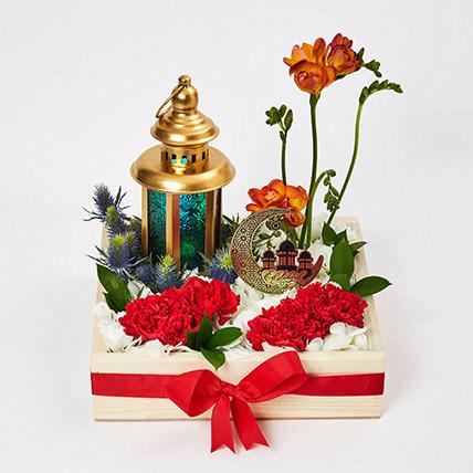 Eid Special Flowery Arrangement: Eid Flowers