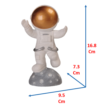 Happy Astronaut Toy For Kids: