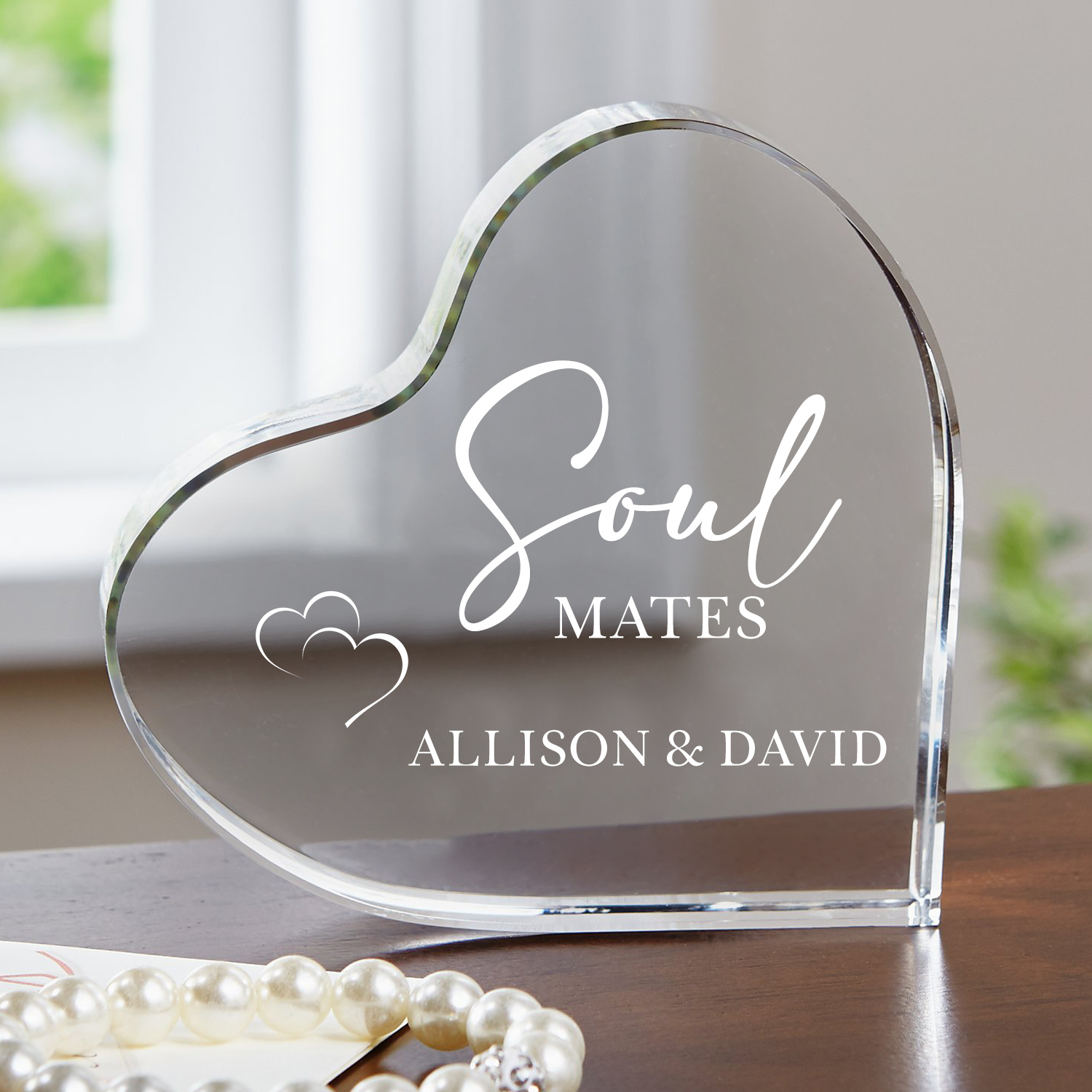 Personalised Expressions Acrylic Plaque: Best Gift for Wife