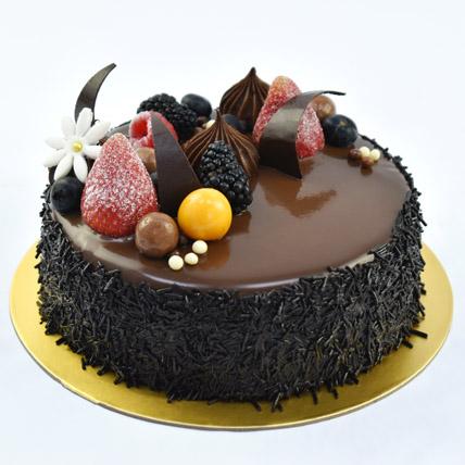 Fudge Cake: