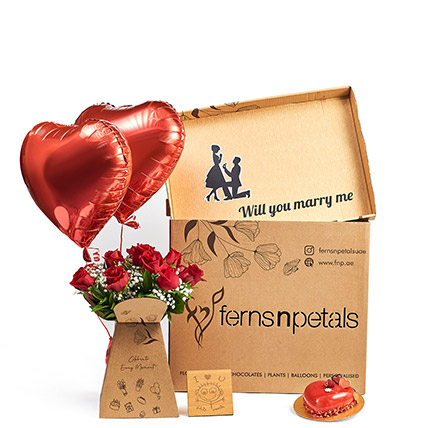 Box Full Of My love For you: