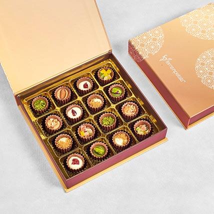 Flavoured Chocolate Cups Mini Box: