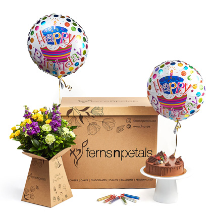 Surprise Birthday Wishes Box: Birthday Gifts for Kids