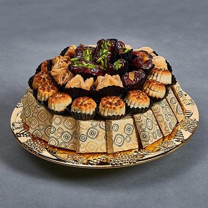 Festive Feast: Baklava Sweets