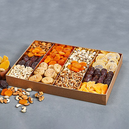 Its Dried and Dry Bites Box: Bakery