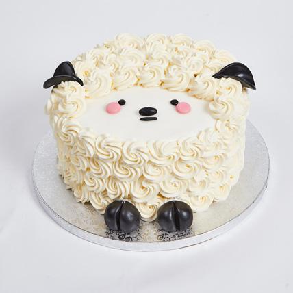 Ba Ba Sheep Chocolate Cake: Eid Gift Ideas