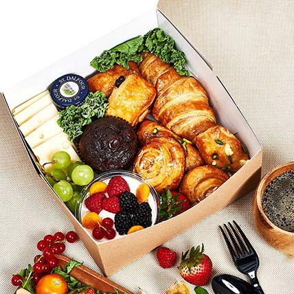 Breakfast Feast Box: