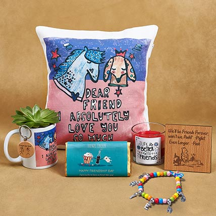 Life Is better With Friends: Friendship Day Mugs
