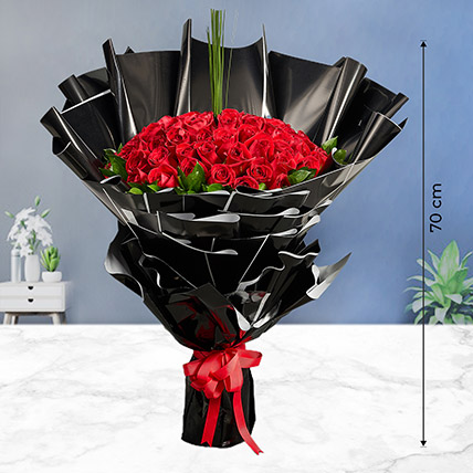 Sweet Floral of Love Roses Boquet: