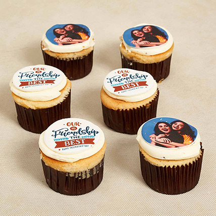 Friends Cupcakes: Friendship Day Gift Ideas