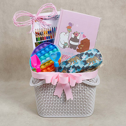 Kids Hampers with Popit: Gifts for Kids
