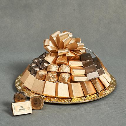 Patchi Platter: Dubai Chocolates