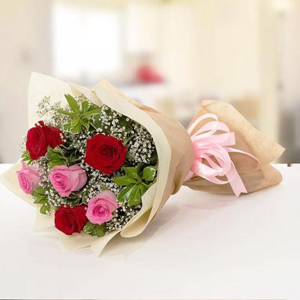 Stolen Kisses: Bouquet of Roses