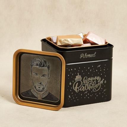 Personalised Wishes Chocolate Box: Personalised Chocolates
