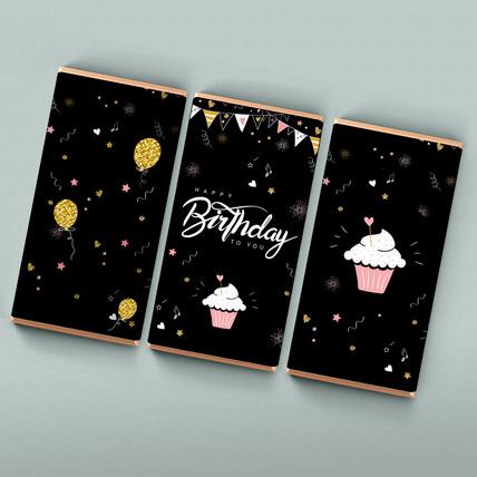 Birthday Cupcake Chocolate Bar: Dubai Chocolates