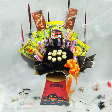 Chupa Chups n Mix Halloween Candies: Halloween Candy