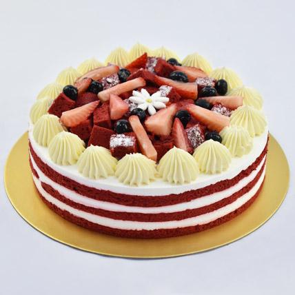 Red Velvety Cake: Birthday Gifts for Employees