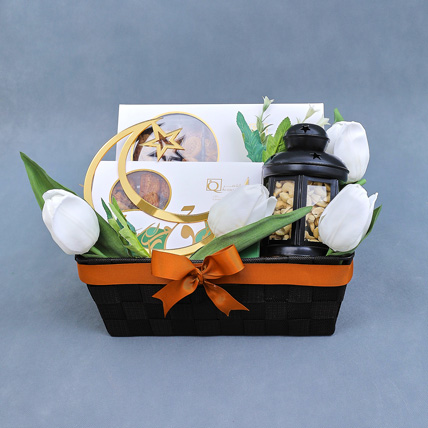 Yummy N Healthy Ramadan Hamper: Gift Hampers