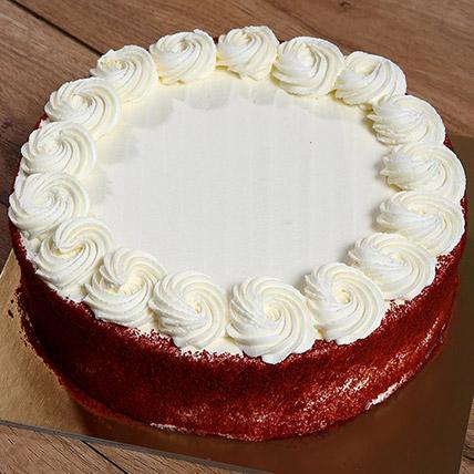 Yummy Red Velvet Cake 1Kg: Red Velvet Cake
