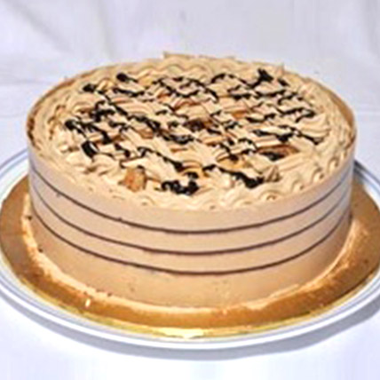 Delicious Coffee Crunch Cake: Send Gifts To Pakistan