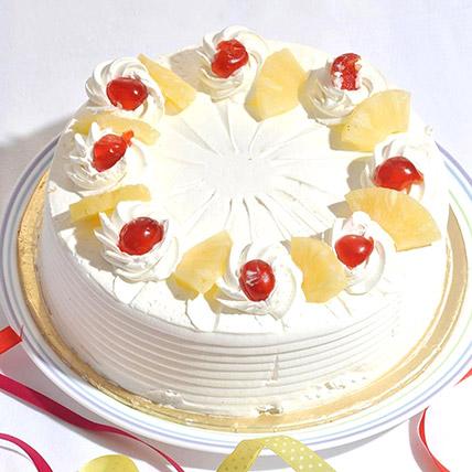 Delicious Pineapple Cake: Send Cakes To Pakistan