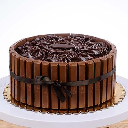 Kitkat Chocolate Cake: Send Cakes To Pakistan
