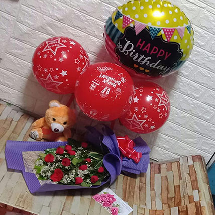 Birthday Bash PH: Flower Delivery Makati