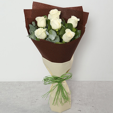 Bouquet Of White Roses PH: Flower Delivery in Philippines