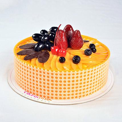 Tempting Mango Passion Cake PH: Cakes to Quezon