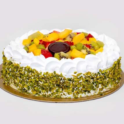 Mix Fruit Cake half kg: Send Cake to Saudi Arabia