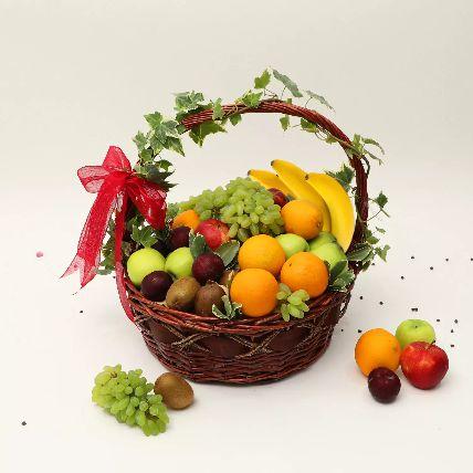 Juicy Fruits Basket: Send Gifts to Saudi Arabia