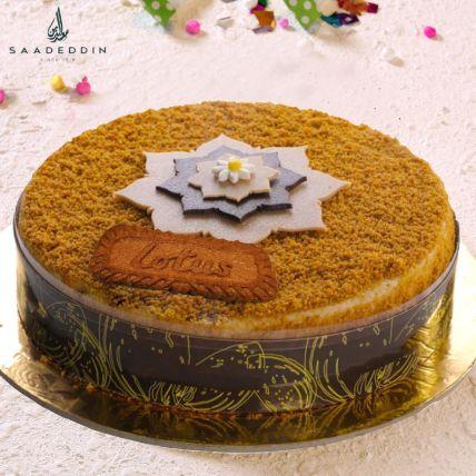 Lotus Cake: Send Gifts to Saudi Arabia